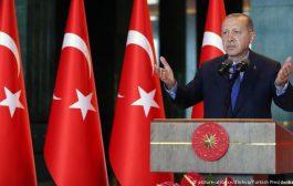 اردوغان: برای جنگ اقتصادی با آمریکا آماده هستیم