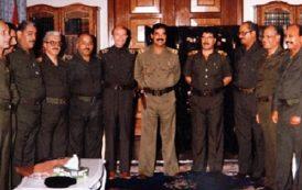 اسناد شنود صدام حسین توسط آمریکا: هدف او، تجزیه ایران و ایجاد دو دولت «عربستان» و کردستان