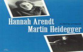 به بهانه سالگرد درگذشت هانا آرنت،داستان عاشقانه دو فیلسوف