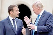 پاسخ تند فرانسه به ترامپ : برای مذاکره با ایران به هیچ محوزی نیاز نداریم