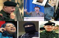 رحمان محمدیان : صدام حسین، عزت ابراهیم الدوری و رجوی