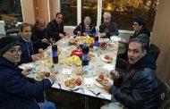 جشن شب یلدا در آلبانی، همچنان با همه توطئه های فرقه مجاهدین لبخند می زنیم